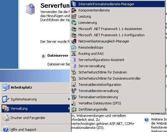 CSR erstellen unter IIS 5.0/6.0 • SSL-Trust